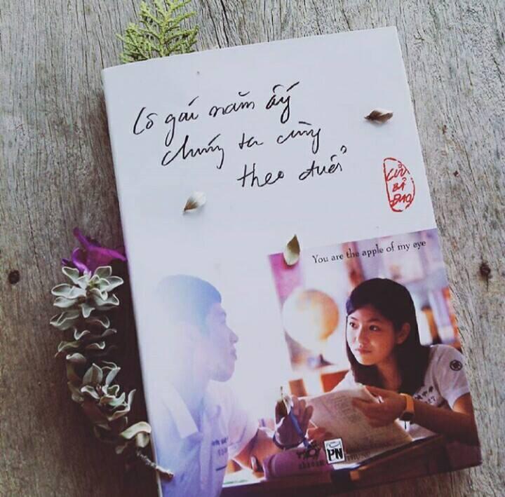 danh sách cuốn sách hay về tình yêu tuổi học trò
