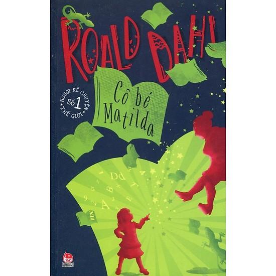 Tác phẩm cô bé Matilda là một trong những cuốn sách hay cho học sinh tiểu học