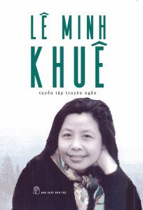 Chân dung nhà văn Lê Minh Khuê